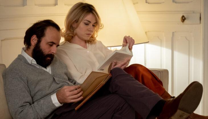 Vincent Macaigne et Emilie Dequenne