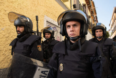 Antidisturbios : la série-choc de Rodrigo Sorogoyen et Isabel Peña
